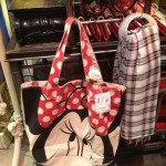 A Minnie Mouse Loungefly canvas tote? Yes, please!!!!