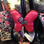 These Minnie Ears have a more 'Punk' feel to them.