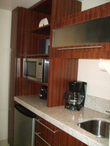 Disney Vacation Club Bay Lake Towers Kitchenette (courtesy of Betsy Bates)