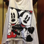 This tank is adorable! It reminds me of a photo booth picture!