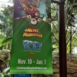 Gaylord Palms Merry Madagascar Banner