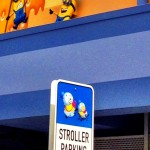 I love the Stroller Parking signs!!!