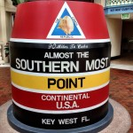 Key West Marker at Gaylord Palms