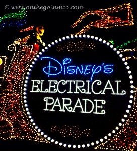 Disney's Main Street Electrical Parade at the Magic Kingdom