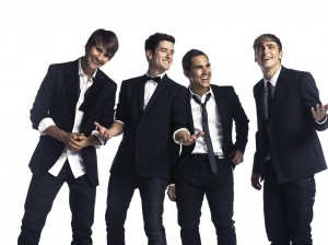 "Big Time Rush won category of ""Favorite Music Group"" at the 2012 Kids' Choice Awards."