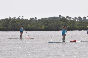 East Coast Paddle with Megan and Shelley