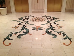 Elevator lobby - Grand Floridian