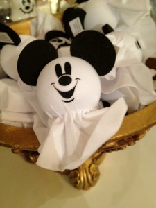 Ghost Mickey antenna topper