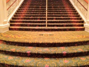Grand Floridian Staircase