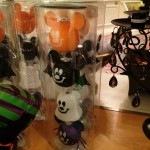 Halloween Mickey ornaments