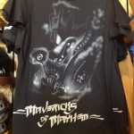 Peg Leg Pete - Mavericks of Mayhem Men's Shirt - Front