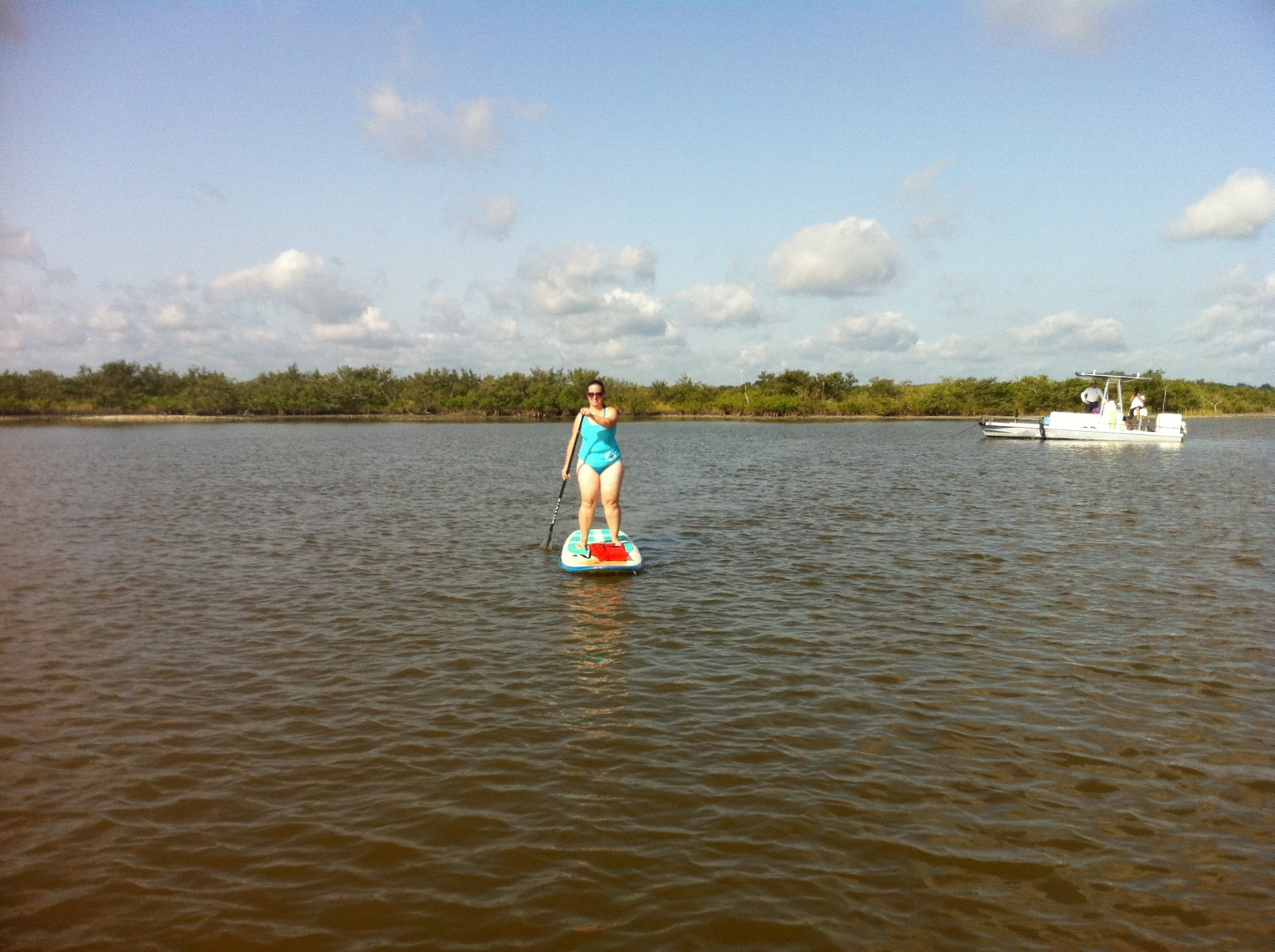 East Coast Paddle Standing Up