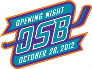 Orlando Solar Bears Opening Night Logo