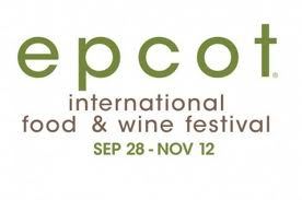 Epcot Food and Wine Festival - Logo
