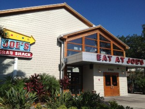 Joe's Crab Shack - Weekly Review