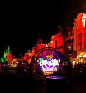 Mickey's Not So Scary Halloween Party Boo To You Parade is a MUST DO!!!