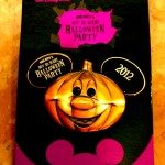 Mickey's Not So Scary Halloween Party Merchandise - Annual Pass Pin - $11.95