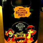 Mickey's Not So Scary Halloween Party Merchandise - Chip and Dale - $13.95