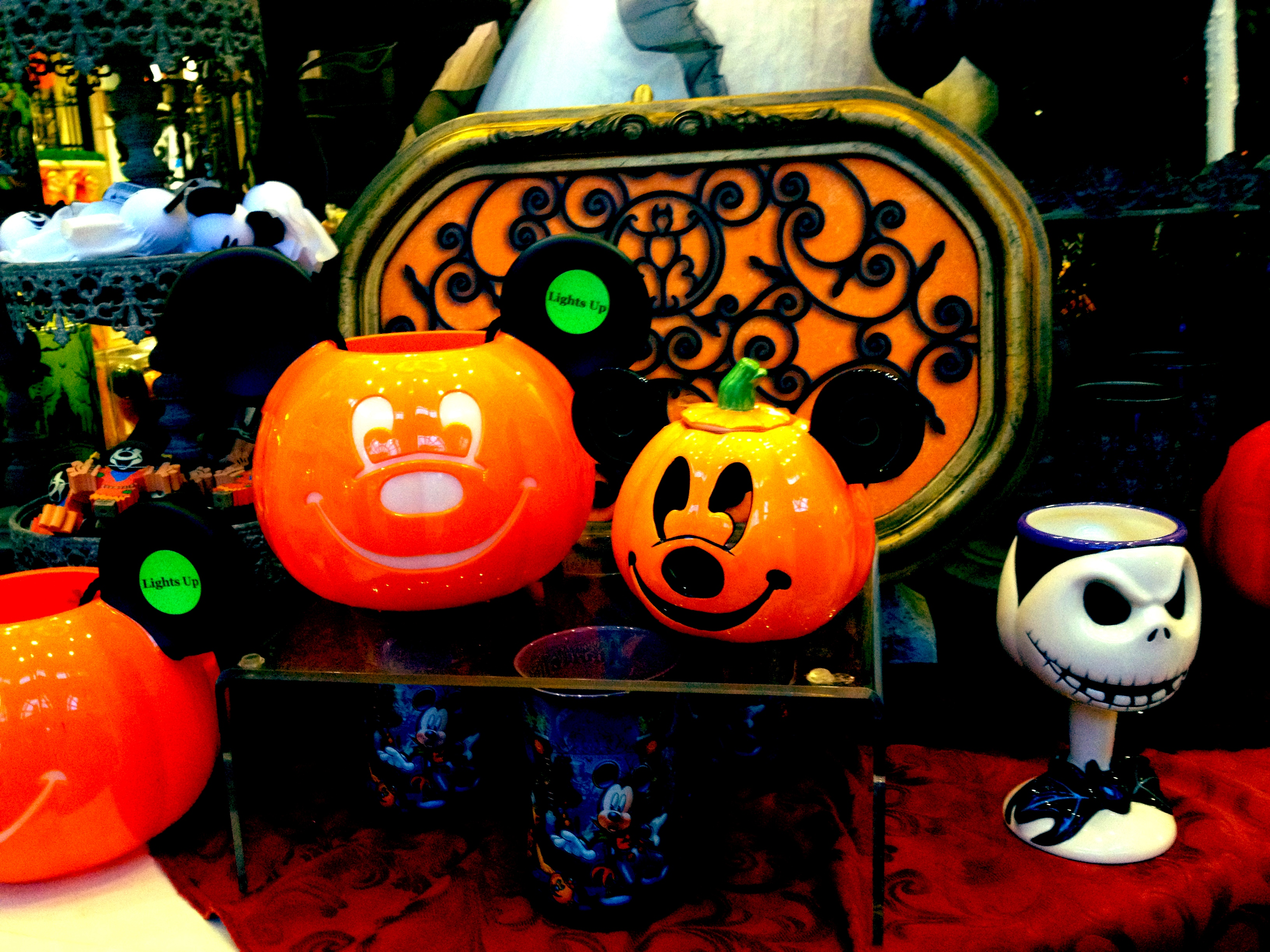 mickey's not so scary halloween party merchandise - on the go in mco