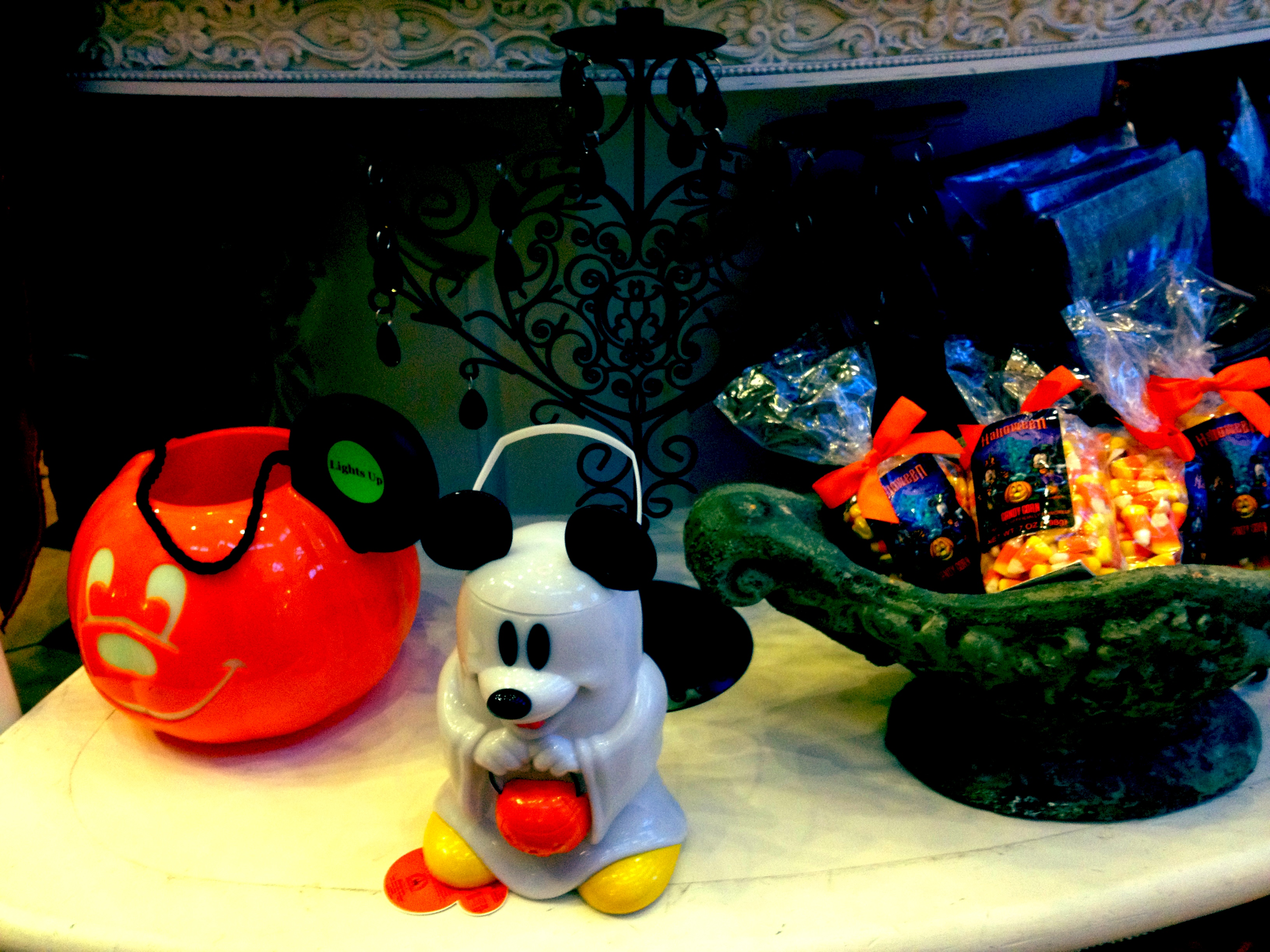mickey's not so scary halloween party merchandise - halloween
