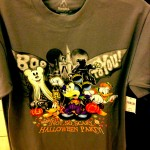 Mickey's Not So Scary Halloween Party Merchandise - Grey Men's Shirt - $24.95