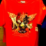 Mickey's Not So Scary Halloween Party Merchandise - Orange Men's Shirt - $24.95