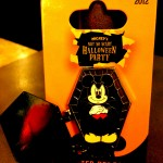 Mickey's Not So Scary Halloween Party Merchandise - Mickey Coffin Pin Open - $13.95