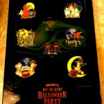 Mickey's Not So Scary Halloween Party Merchandise - Pin Set - $124.50
