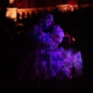 One of the Happy Haunts during Mickey's Not So Scary Halloween Party