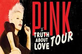 P!nk The Truth About Love Tour 2013
