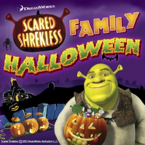 Scared Shrekless Family Fun
