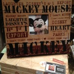 TrenD Report - I heart Mickey Frame $24.95