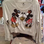 TrenD Report - Mickey and Minnie Cropped Top $34.95