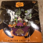 Mickey's Not So Scary Halloween Party Merchandise - Jumbo LE 500 Pin