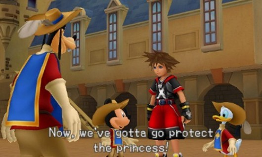 kingdom hearts dream drop distance review