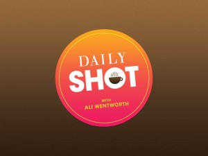 Daily Shot Now Available in the App Store!