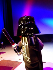 In the Star Wars Miniland Cluster LEGO Darth Vader will be out at various times to greet LEGOLAND Florida Guests.