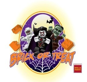LEGOLAND Brick or Treat Logo