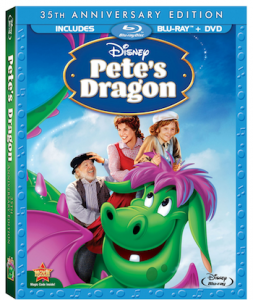 Pete's Dragon is Celebrating it's 35th Anniversary on BluRay!