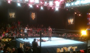 WWE NXT is taping at Full Sail Live! on October 11th! Photo Courtesy of Central FL Top 5!!!