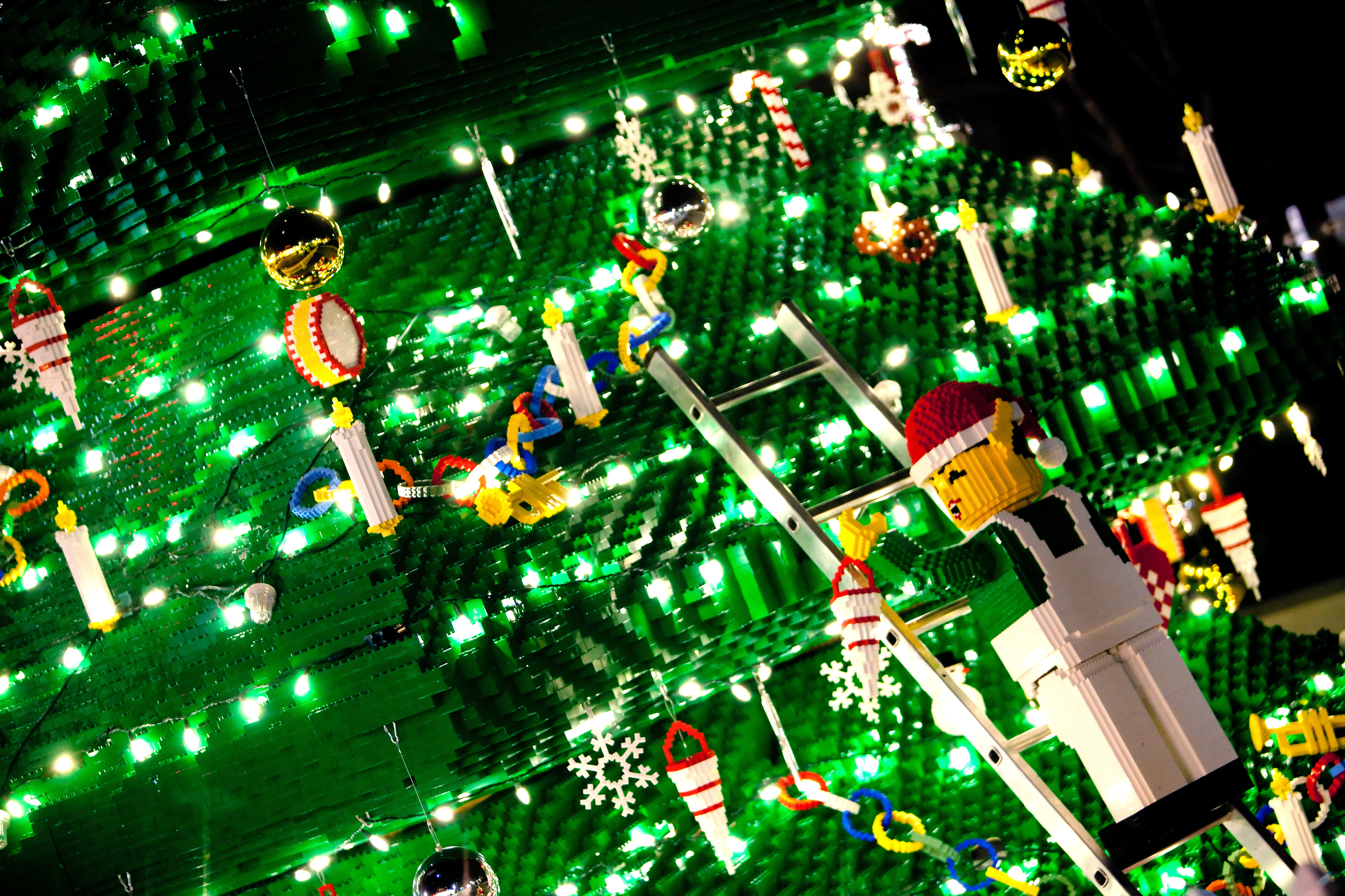 LEGOLAND Florida Christmas Bricktacular