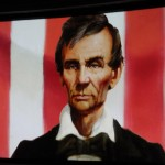 Abraham Lincoln in the Hall of Presidents