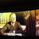 FDR faces the Great Depression in the Hall of Presidents