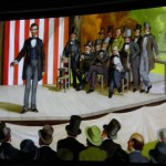 Lincoln - Douglas Debates in the Hall of Presidents