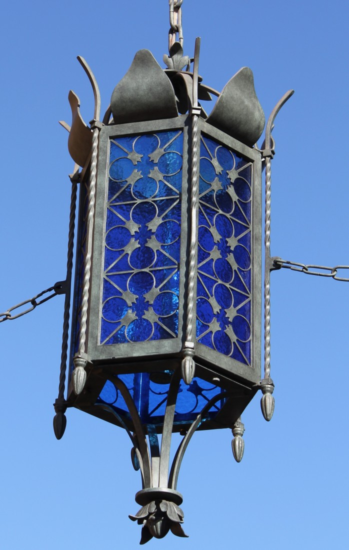 Light Fixtures of New Fantasyland
