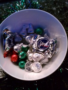 Why is it that Holiday candy always tastes better?