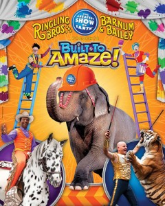 Reading with Ringling Bros