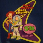 Buzz and Woody's Best Friends 5K 2011