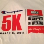 ESPN The Weekend 5K 2011