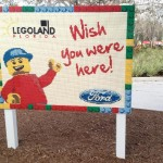 Entering LEGOLAND Florida